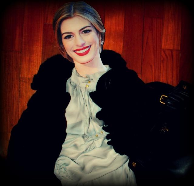 My… Anne Hathaway